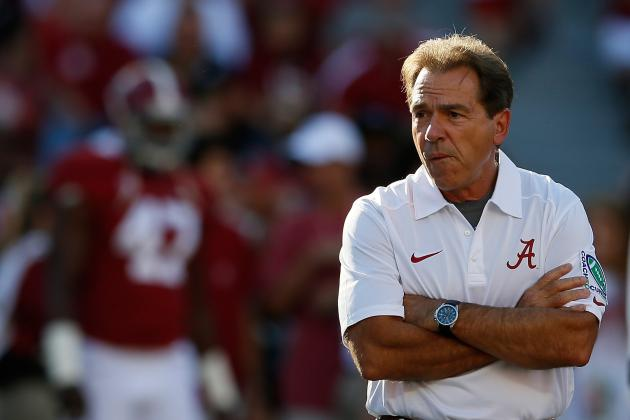 USC Contacted Saban's Agent to Gauge Interest Before Hiring Steve Sarkisian