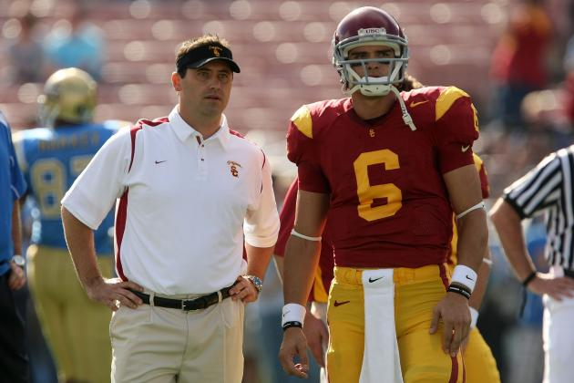 Can New USC Coach and QB Guru Steve Sarkisian Fix Trojans' QB Issues?