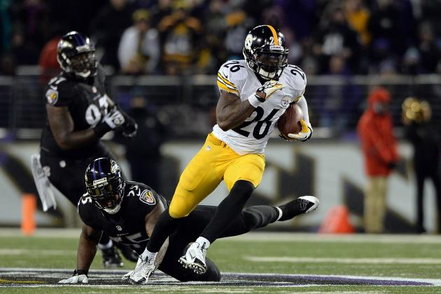 How the Pittsburgh Steelers Reinvigorated Their Running Attack