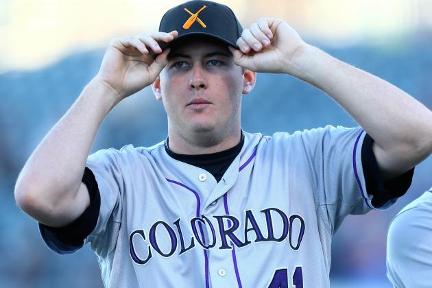 Prospect Matzek Developing in Ascent Through System