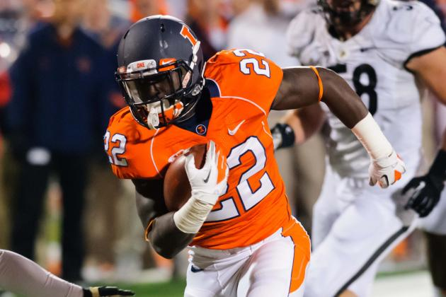 Is Dami Ayoola Back with the Illini?