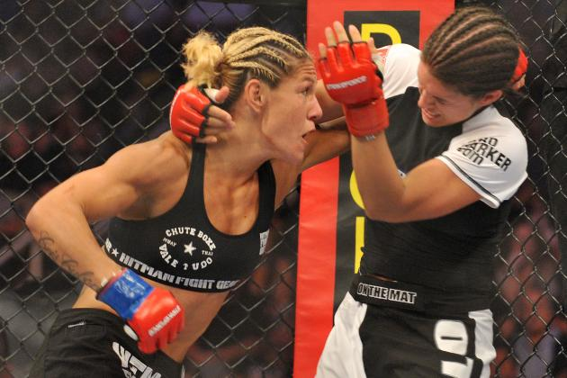 Cris Cyborg Offers to Help Miesha Tate Ahead of Ronda Rousey Rematch at UFC 168