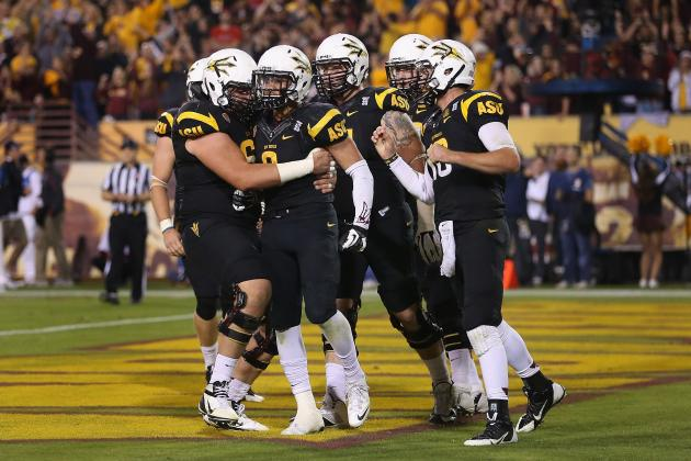 Pac-12 Championship 2013: Arizona State Not the Same Team Stanford Beat
