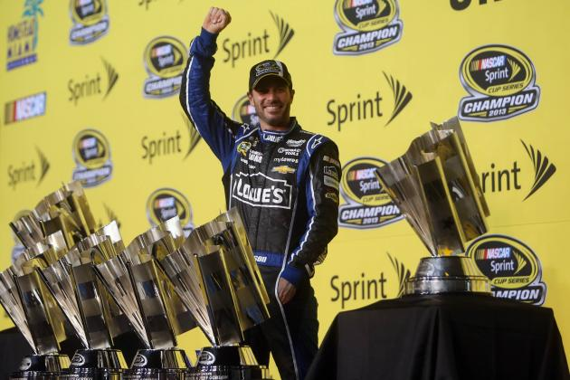 Twitter Timeline of the 2013 NASCAR Sprint Cup Season