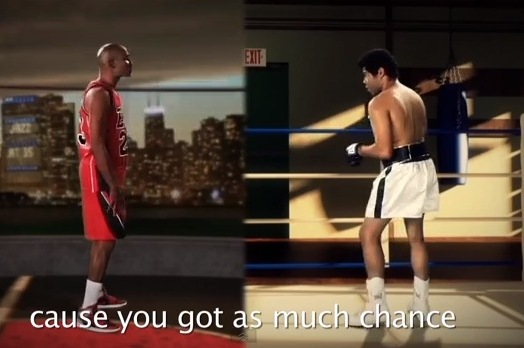 Key & Peele Are Michael Jordan and Muhammad Ali in Truly 'Epic Rap Battle'