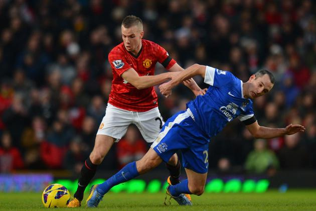 Manchester United vs. Everton: 10 Facts Ahead of the Game at Old Trafford