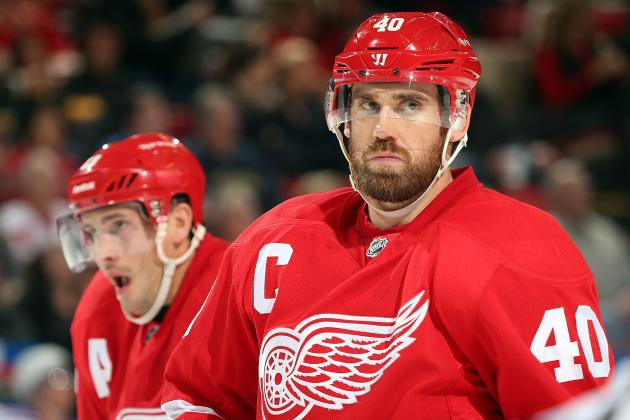 Why Missing Henrik Zetterberg and Pavel Datsyuk Won't Faze the Red Wings