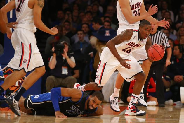 Arizona Basketball: How Win over Duke Set the Tone for Wildcats in 2013-14