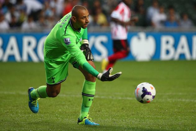 Heurelho Gomes Hits out at Tottenham Hotspur as Keeper Nears Exit