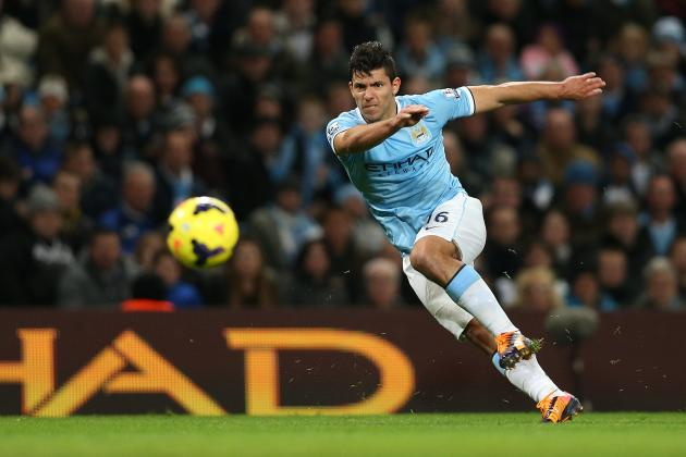 Transfer Rumour Rater: Sergio Aguero to Real Madrid in the Summer