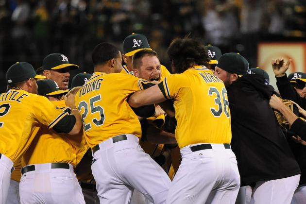 'Holy Toledo!': Oakland Athletics Making Serious Moves for 2014