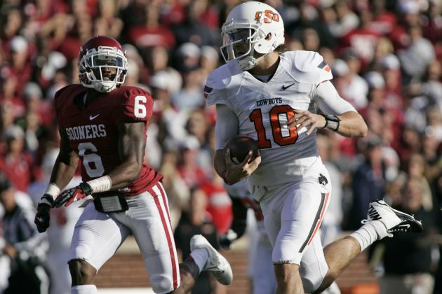 Oklahoma Sooners vs. Oklahoma State Cowboys: Betting Odds Analysis, Prediction