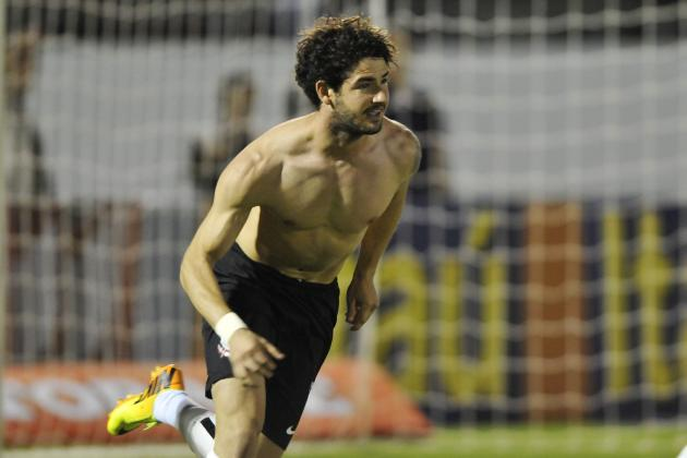 Transfer Rumour Rater: Corinthians Reject Arsenal's Bid for Alexandre Pato