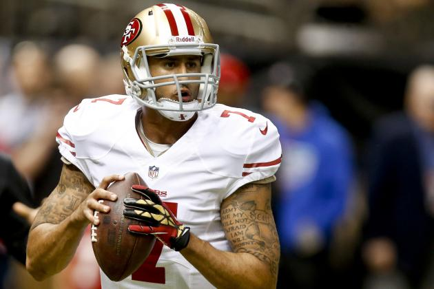 B/R Interview: Colin Kaepernick Dishes on 49ers Offense and Improvement Areas