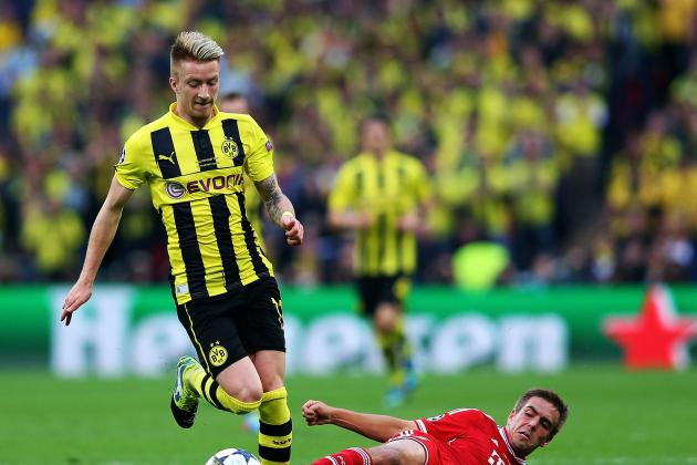 Manchester United Transfer Rumours: Marco Reus: A Big Improvement on Nani