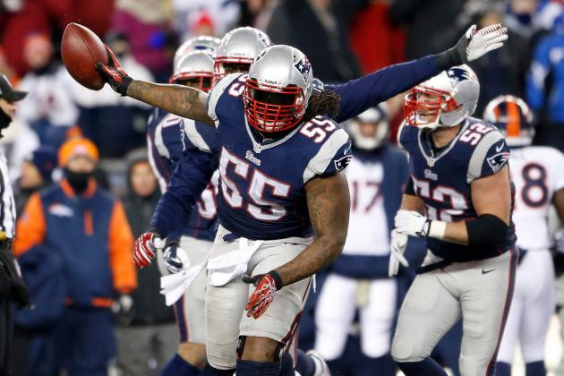 Why the Patriots Need to Re-Sign Brandon Spikes After 2013 Season
