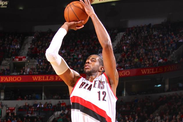 LaMarcus Aldridge's Mid-Range Game Is Key for Blazers Offense