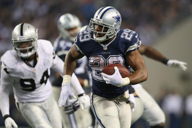 DeMarco Murray Proving His Importance to Cowboys in 2013