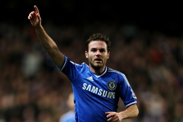 Transfer Rumour Rater: PSG Set Sights on Chelsea's Juan Mata