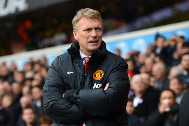 Manchester United Versus Everton Means More Than Just Moyes Versus Martinez