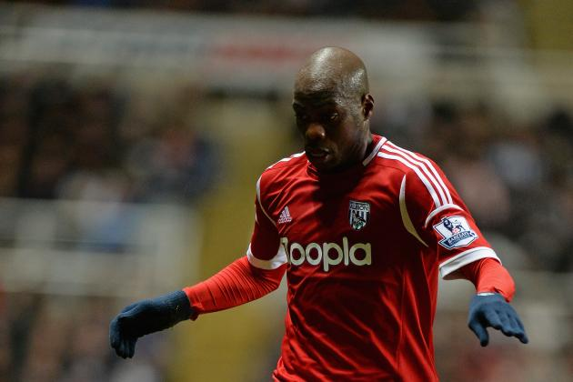 Transfer Rumour Rater: Youssouf Mulumbu Linked with Surprise Arsenal Switch