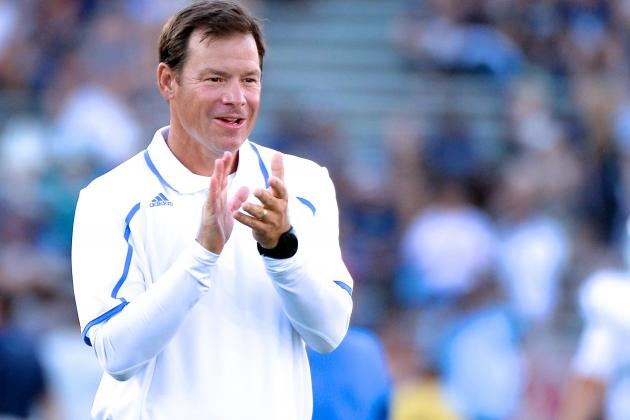 Would Jim Mora Really Leave UCLA to Return Home and Coach Washington?