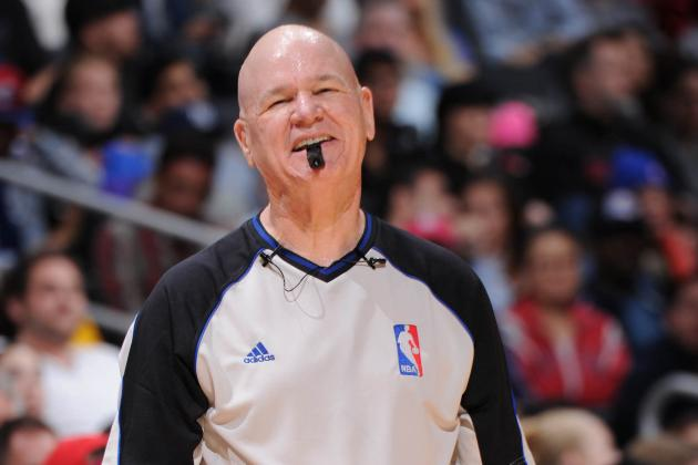 Xbox One's NBA 2K14 as Sensitive as Joey Crawford, Gives Tech for Foul Language