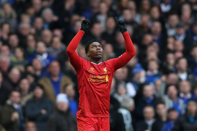 Liverpool Transfer News: Daniel Sturridge Injury Must Force Reds to Sign Striker