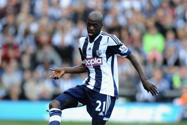 Youssouf Mulumbu Denies Making Arsenal Approach Claim