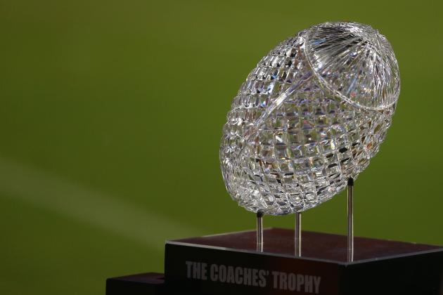BCS Bowl Selection Show 2013: Date, Time, TV Info and More