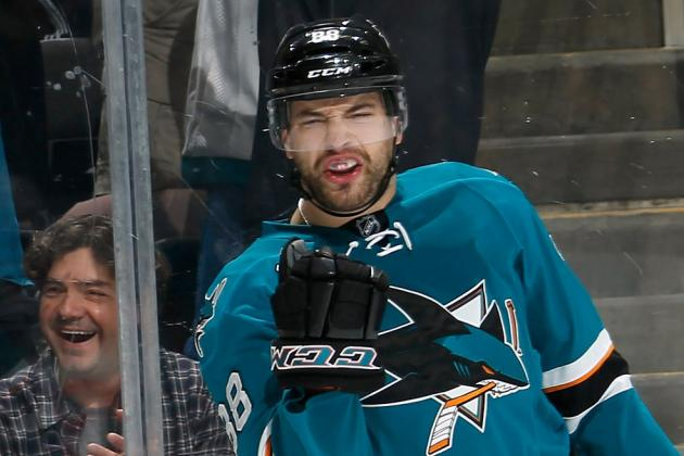 Brent Burns Making His Way as Modern-Day Red Kelly