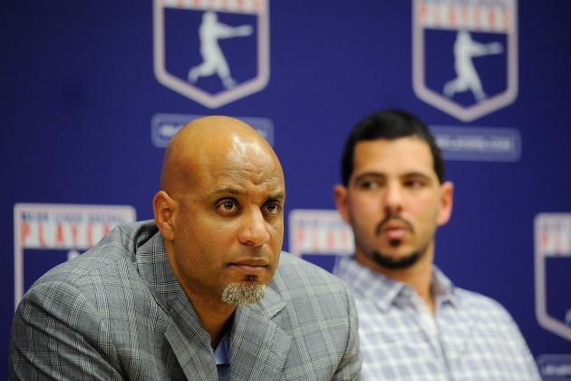 Tony Clark Named New Executive Director of MLBPA