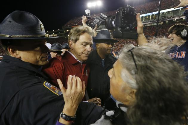 Alabama Dynasty in BCS Era: First Among Equals or Overhyped?