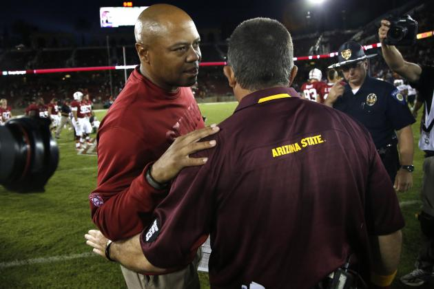 Pac-12 Championship: Title Game Is 'Like a Different Season' for Stanford