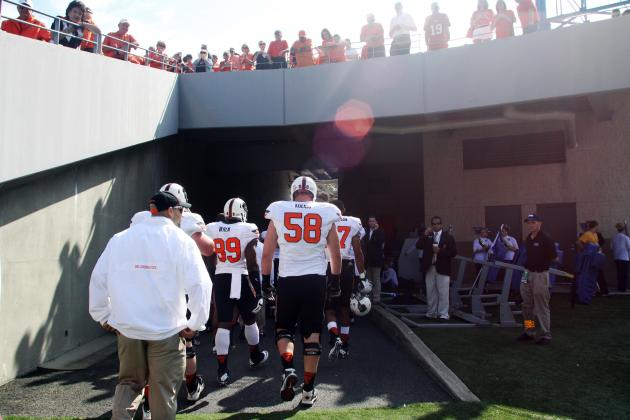 Revisiting Oklahoma State's Loss to WVU, Which Ruined Cowboys' BCS Title Shot