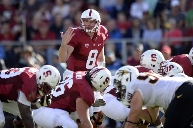 Stanford vs. Arizona State: TV Info, Spread, Injury Updates, Game Time and More