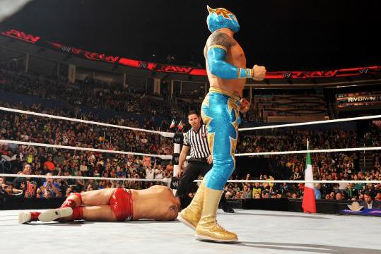 Report: The Original Sin Cara Done with WWE?