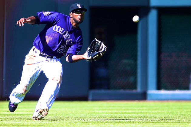 Rockies Trade Dexter Fowler to Astros for Jordan Lyles and Brandon Barnes