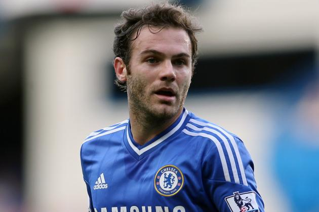 Is Oscar's Injury the Perfect Opportunity for Mata to Regain His Chelsea Place?