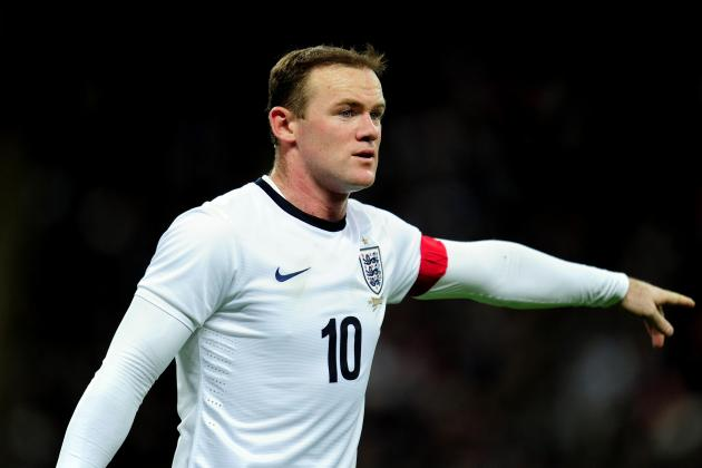 Wayne Rooney Needs England for His Legacy, England Just Needs Wayne Rooney