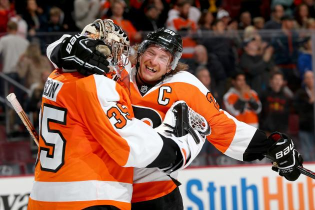Dave Lozo's Bag Skate: Why the Resurgent Flyers Are a Mirage