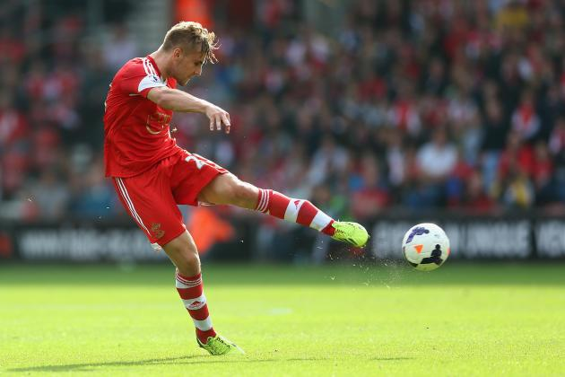 Scouting Report on Chelsea and Tottenham Target Luke Shaw