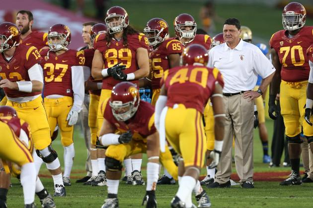 USC Football: Re-Imagining the Trojans' 2013 Season Without the Injuries