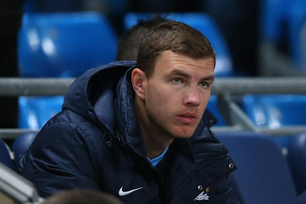 Transfer Rumour Rater: Edin Dzeko to Arsenal in the January Window