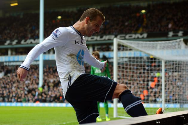 Tottenham Hotspur: Should AVB Stick with Soldado Against Fulham?