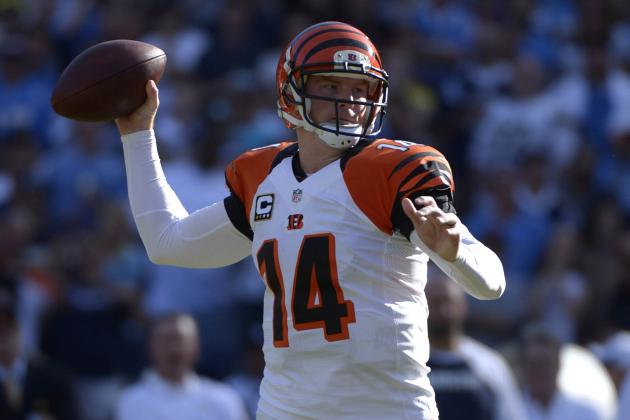 Andy Dalton's Inconsistency Could Doom Bengals' Playoff Run
