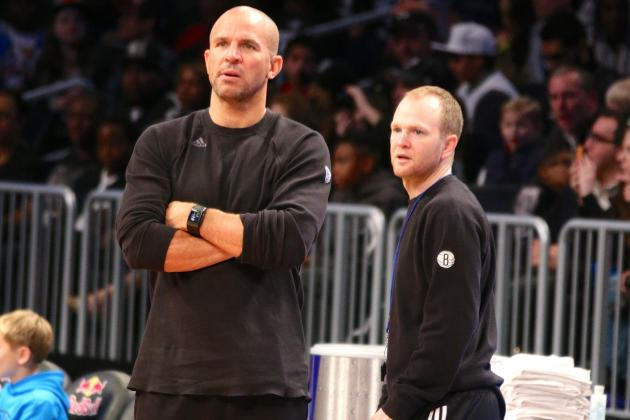 Jason Kidd Reassigns Assistant Lawrence Frank, Cites 'Different Philosophies'