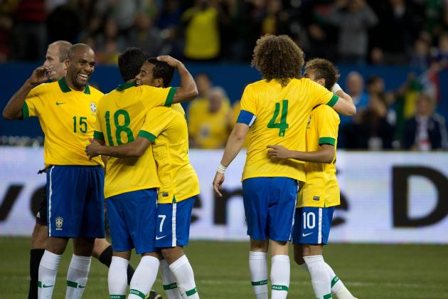 Brazil World Cup Draw 2014: Group, Fixtures and Roster Predictions