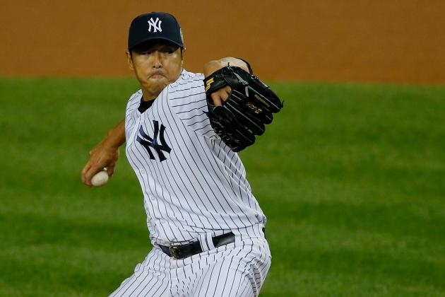 New York Yankees' Blueprint to Rebuilding Barren Starting Rotation
