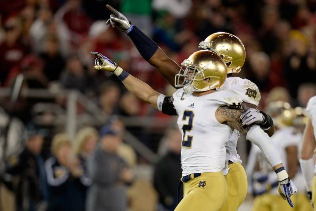 Notre Dame Football: Chances Irish Are a Part of the First 4-Team Playoff